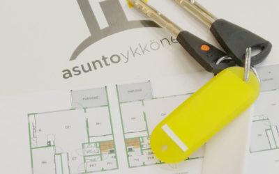 Asunnot ovat käyneet alkuvuonna kaupaksi – kasvua etenkin omakotitalojen kohdalla
